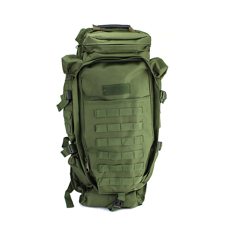 Military USMC Army Tactical Molle Hiking Hunting Camping Back pack Rifle Backpack Bag Climbing Bags outdoor sports Travel bag 65l men outdoor army military tactical bag backpack large size camping hiking rifle bag trekking sport rucksacks climbing bags