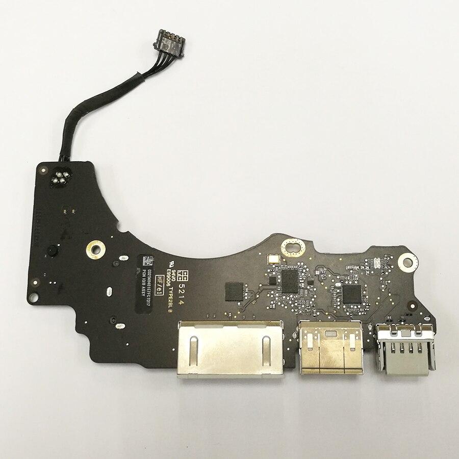 цены  Genuine Laptop 820-3539-A 661-8155 I/O USB 3.0 SDXC Card Reader Board For Macbook Pro 13