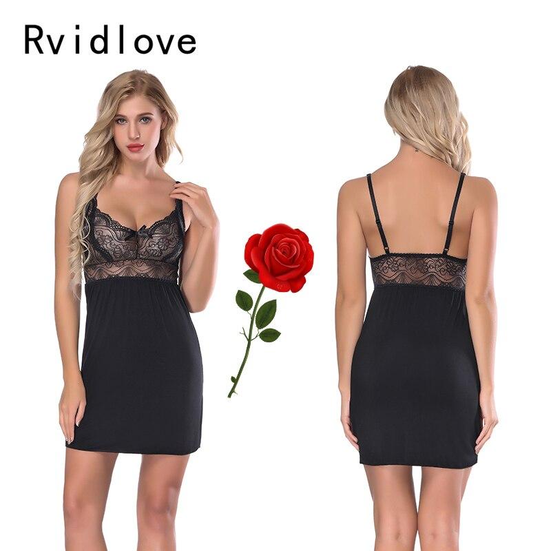 Soft Modal Sexy Erotic Women Lingerie Kit Nightwear Underwear Nightie Lace Exotic Sleepwear Nightwear Dress Lingerie wt G-string