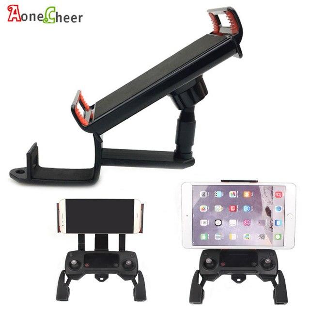 360 rotación DJI MAVIC PRO/MAVIC AIR/SPARK mando a distancia soporte para teléfono/tableta iPad dji accesorios de aire mavic pro