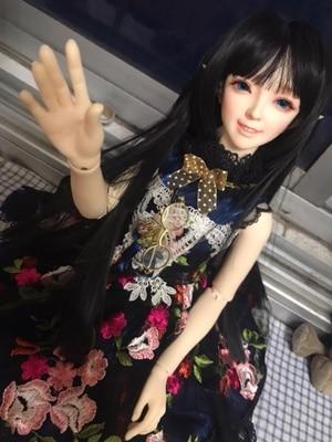 цена на OUENEIFS BJD SD Dolls Supia Hamin 1/3 Body Model Girls Boys High Quality Toys Shop Resin Figures Free Eyes