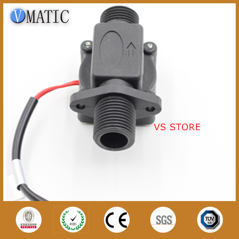 Free Shipping VC678 Vertical Horizontal Magnetic Water Sensor Flow Switch