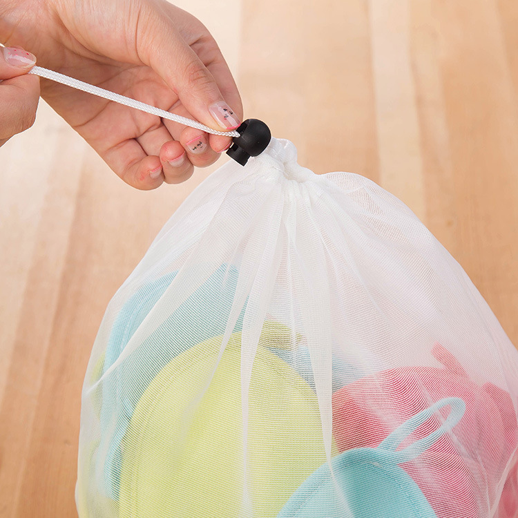 1PC Drawstring Bra Underwear Products Laundry Bags Baskets Mesh Bag Household Cleaning Tools Accessories Laundry Wash Care