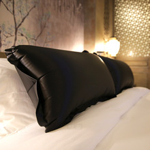 Inflatable Sex Furniture Waterproof Sex Pillow Chair Sofa Sexual Position Multifunctional Magic Cushion SPA Massage Adult Toys