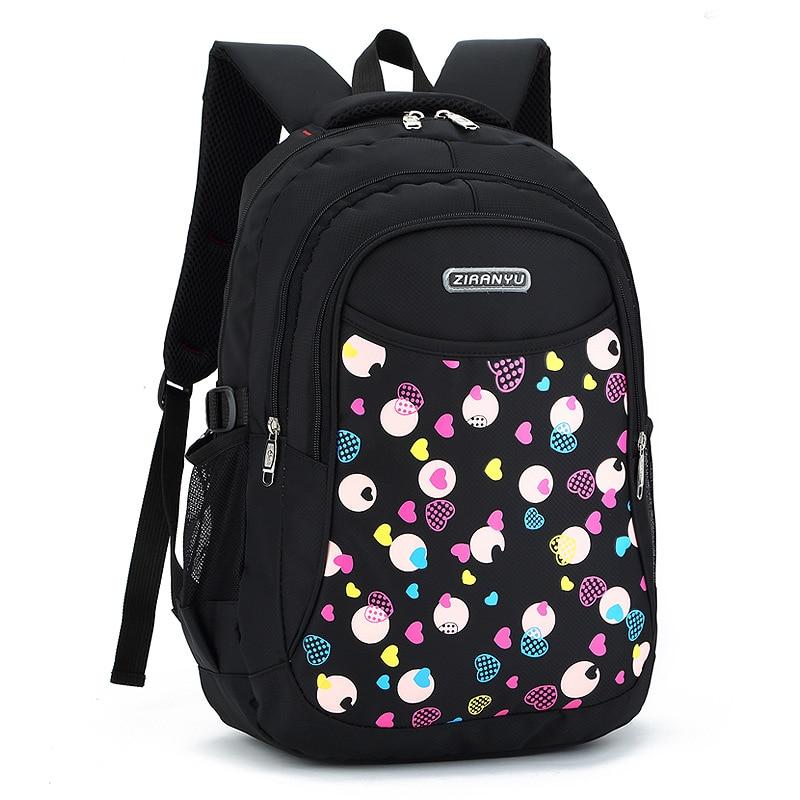 Women Backpacks Children School Bags for girls Teenagers Students Travel bag Orthopedic Backpack SchoolBag Boy Rucksacks