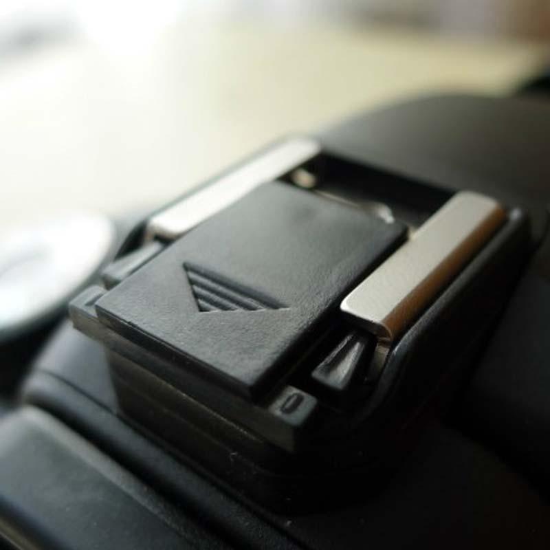 PCTC 5PCS Black Camera Hot Shoe Cover For fits all SLR and DSLR Cameras D300 D400