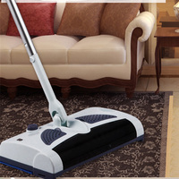 Vacuum cleaner electric intelligent mini rotary sweeper broom with vacuum function vacuum cleaner wireless 5