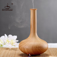 GX Diffuser GX 01K Electric Ultrasonic Humidifier Air Aromatherapy Aroma Diffuser Essential Oil Fogger Portable Aroma