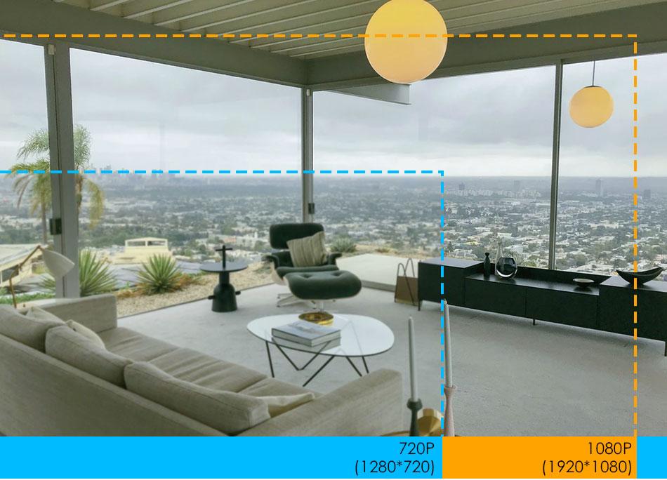 HD 1080P Camera WIFI