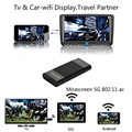 MiraScreen 5G Screen mirroring TV Stick google chromecast 2016 hdmi android tv dongle Mirror cast wireless hdmi display adapter