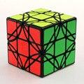 Nova Fangshi 65mm 3 camadas Super Canto Adesivo Enigma Torção Cubo de Velocidade Cubo Mágico Profissional cubo Mágico Brinquedos Educativos-45