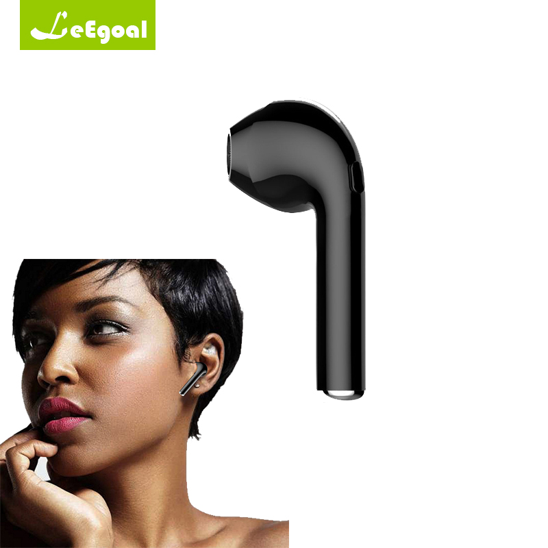 Bluetooth Earphone Mini Wireless Earpiece Cordless Headphone Stereo Sport Headset In-ear Wireless Earbud For Phone Iphone Xiaomi