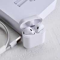 TWS 2019 Air Plus Pops up 5.0 Bluetooth Earphone 4D Super Bass Sound Earbuds Wireless Earphones for Airpods PK i10 i12 TWS