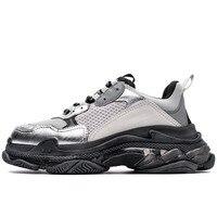 Роскошные Брендовые мужские и женские кроссовки из натуральной кожи наивысшего качества; спортивная обувь для мужчин; Повседневная модная