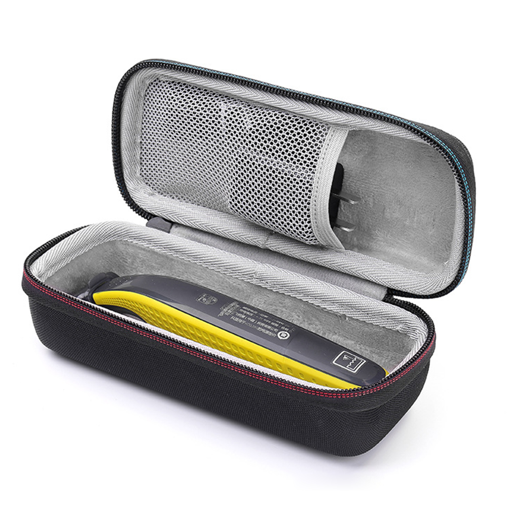 2019 Newest EVA Hard Travel Case for Philips Norelco OneBlade QP2520/90 / QP2520/70 / QP2630/70 Hybrid Electric Trimmer Shaver image