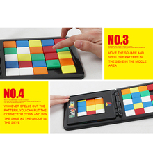 Rubik Race Board Game Parent-child activity Ultimate Strategy Puzzle