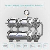 מחיר מפעל OEM 500L מטהר מים UF התאמה מהירה עם מסנן uf