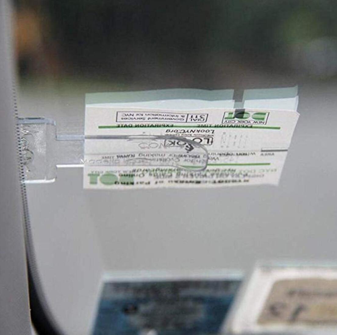 2019 Hot 4 Stuks Auto Accessoires Auto Ticket Map Voor Honda Cr Ford Focus 3 Audi A4 B6 Peugeot 3008 Vw Tucson 2017 Tucson