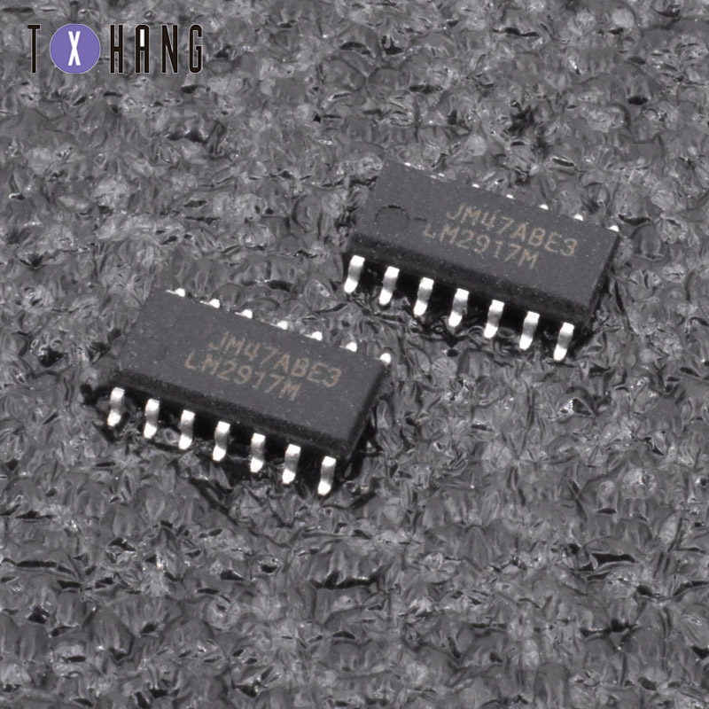 1/5PCS LM2917M LM2917 2917M 14PINS Frequency to Voltage Converter IC image