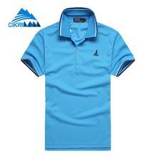 2017 Summer Football Basketball Loose Shirts Short Sleeve Outdoor Sport Polo Shirt Men Outdoor Shirt Quick Dry Hiking T Shirt