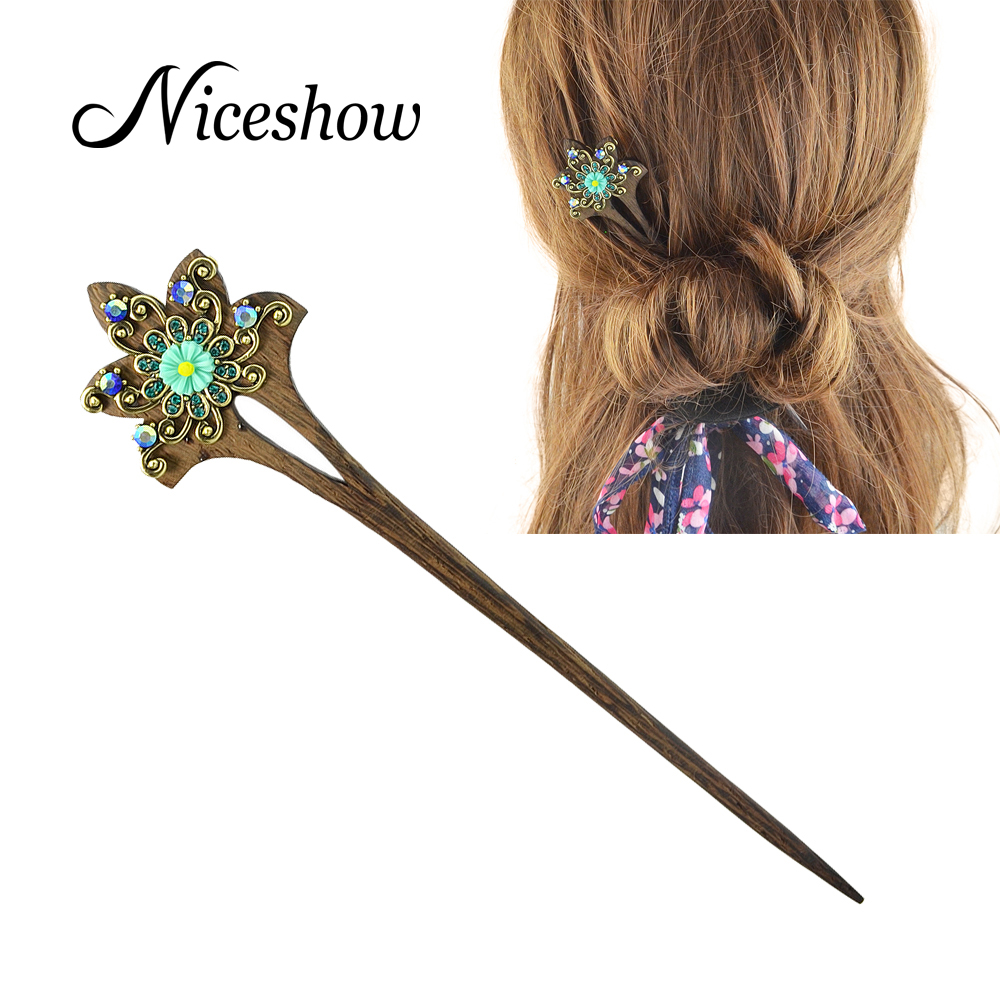 Online Buy Wholesale Wooden Hair Sticks From China Wooden Hair Sticks Wholesalers