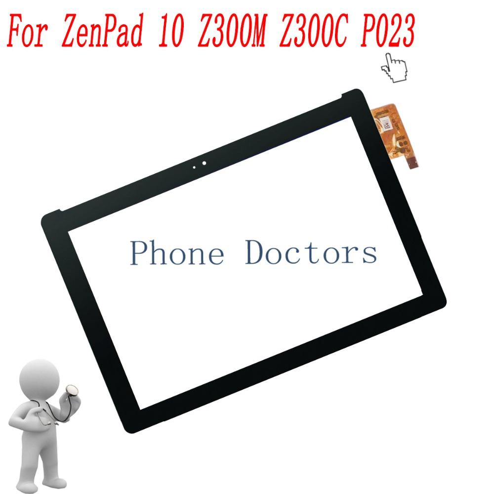 10.1 inch Touch Screen Digitizer Glass Lens For Asus ZenPad 10 Z300M P021 Z300C P023 Z300CG