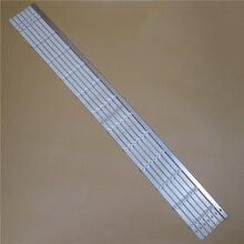 Tv led 라이트 바 lg 55ln5758 55ln575r 55ln575s 55ln575u 백라이트 스트립 l r 키트 12 led 램프 렌즈 14 밴드 pola2.0 55 인치