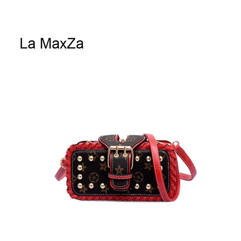 La MaxZa 2019 New Fashion Shoulder Bags Best Sell Hot Style Girls Single Designer Purses Women Cross Body HandbagsLa MaxZa 2019 New Fashion Shoulder Bags Best Sell Hot Style Girls Single Designer Purses Women Cross Body Handbags