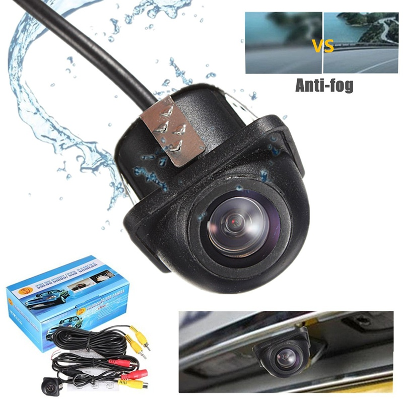 Mini Anti Fog Glass Car Auto Rear 150 Degree Wide View Angle Reverse Backup Waterproof Camera
