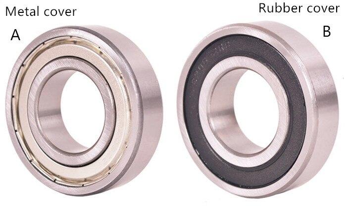 6201-ZZ Bearing 6201 2Z 1PCS C3 Premium Sealed Ball Bearing 12x32x10 mm