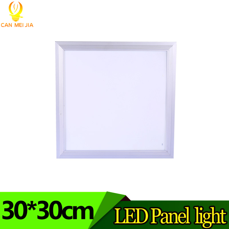 LED Panel Light 300x300mm Real Watts 20W Square Thin Downlight Panel Leds Ceilling Light 1600lm Cold
