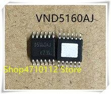 10PCS/LOT VND5160AJTR-E VND5160AJ D5160AJ D5160 HSSOP-12 IC