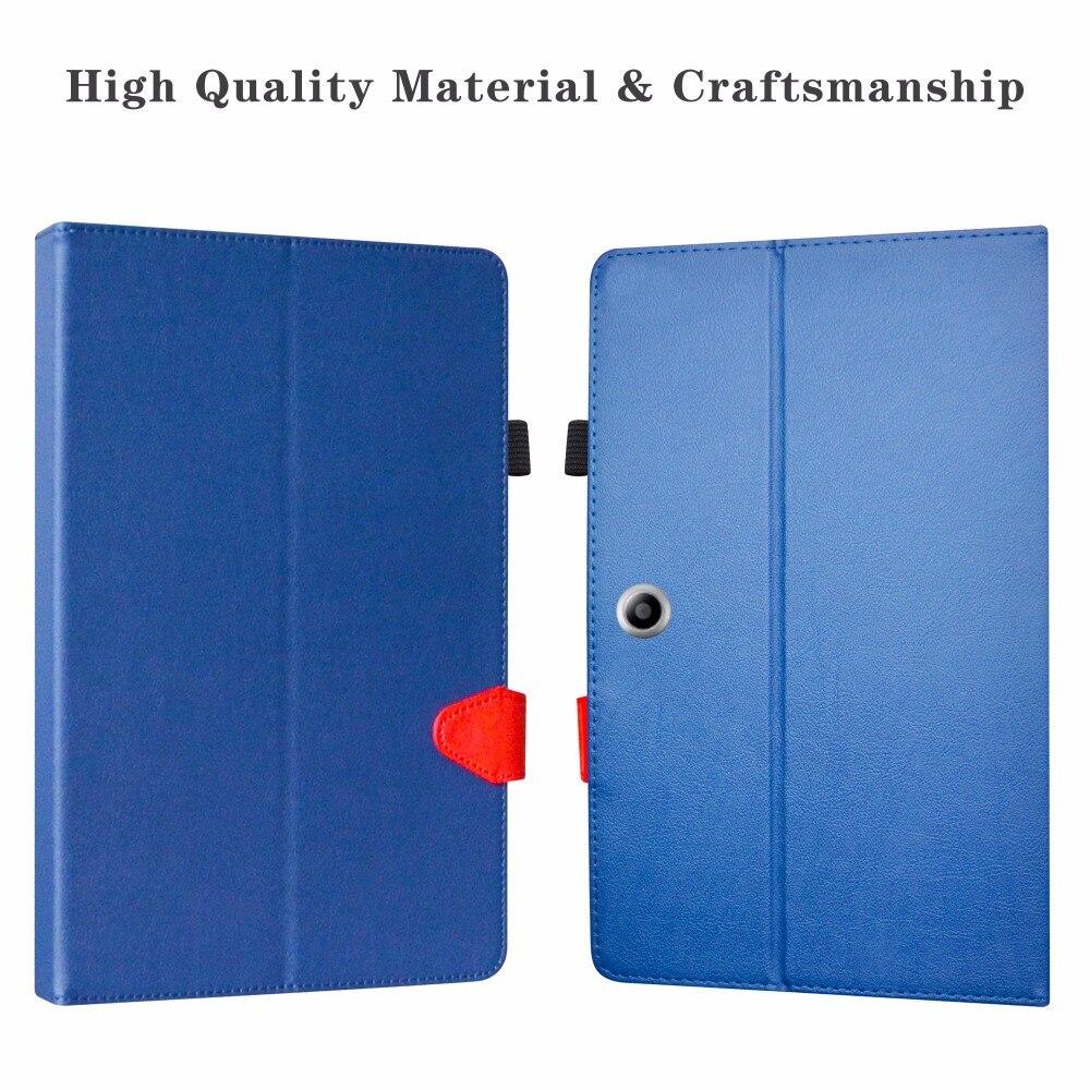 Portátil Folding stand Case Couro Pu