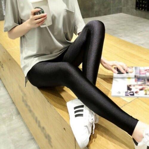 2019 High Waist Female Leggings High Ankle-Length Capris Trousers Pencil Skinny Thick Stretch Pantalon Female Trousers