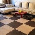 Desenvolvimento Suave infantil Rastejando Tapetes, de Bloqueio do Enigma Do Jogo Do Bebê Tapete de Espuma EVA, Piso Pad Para Jogos Do Bebê tapete 30*30*1 cm