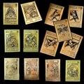 Yu gi oh ouro cartão de metal local japonês ouro olho branco dragão vol edição coleção cartão crianças brinquedo presente