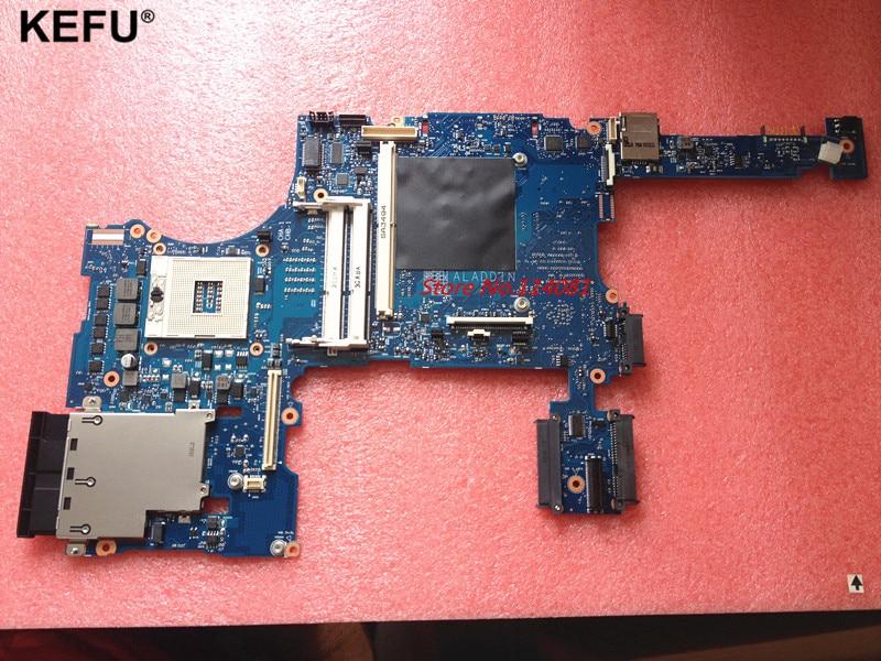 688746-001 688746-501 Fit For HP Elitebook 8770W 8770P Laptop Motherboard 4 Ram slot DDR3 SLJ8A