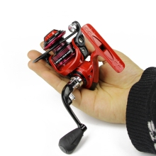 Best Cheap Mini fishing spinning reel bearing 5+1 BB winter ice carp sea spinning fishing reels china molinete para pesca