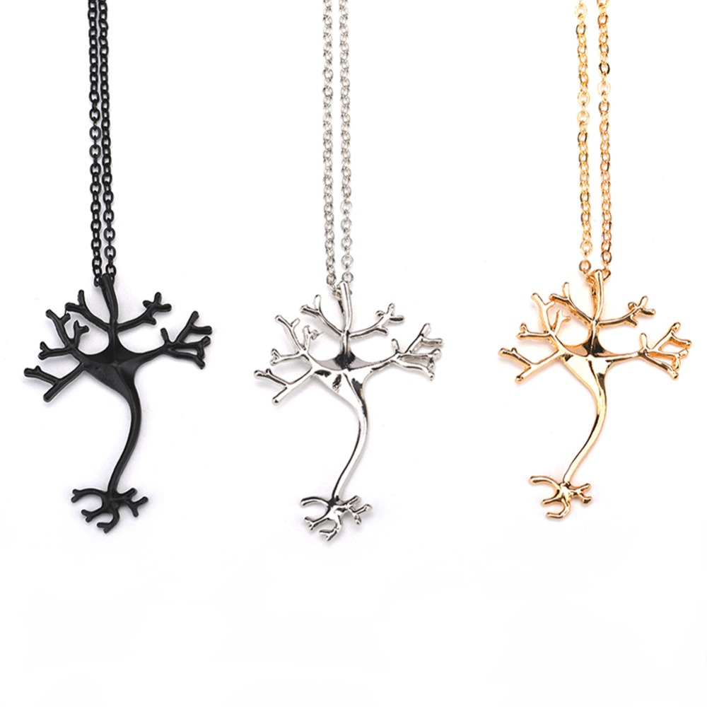 2018 new arrival tree necklaces and pendants high quality gold silver unique design Bohimia Necklace for women Gril gift #277581