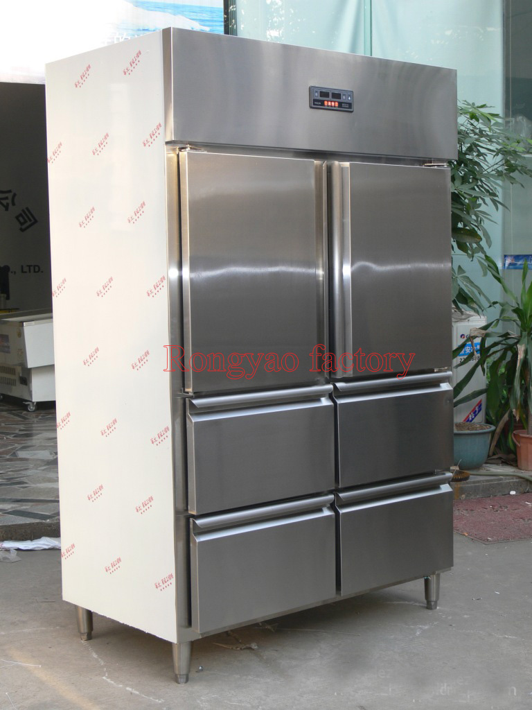 RY-HR-1200L New Can Be Customized Drawer Type Kitchen Cabinet Refrigeration Equipment