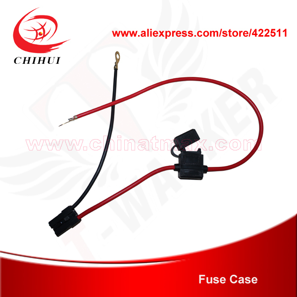 aliexpress com buy 30a 35a fuse case fuse box battery aliexpress com buy 30a 35a fuse case fuse box battery connecting wire for foldable electric scooter using electric scooter parts from reliable