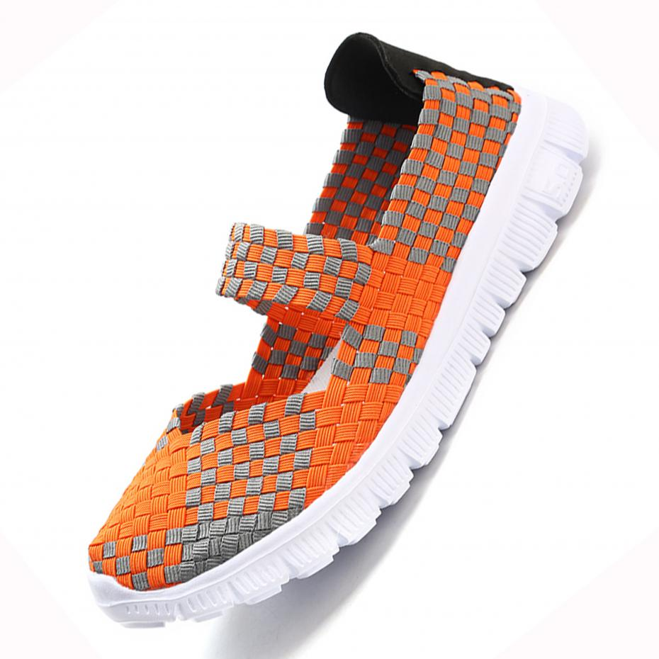 2017 Fashion Womens Weave Shoes Spring Autumn Mixed Color Checkered Breathable Casual Manual Shoes Loafers Tenis Feminino Sapato hot 2017 new fashion womens weave shoes spring summer mixed color breathable casual shoes flats slip on loafers tenis feminino