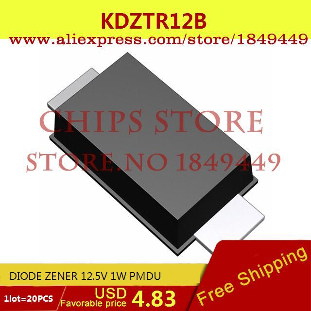 Цена KDZTR12B