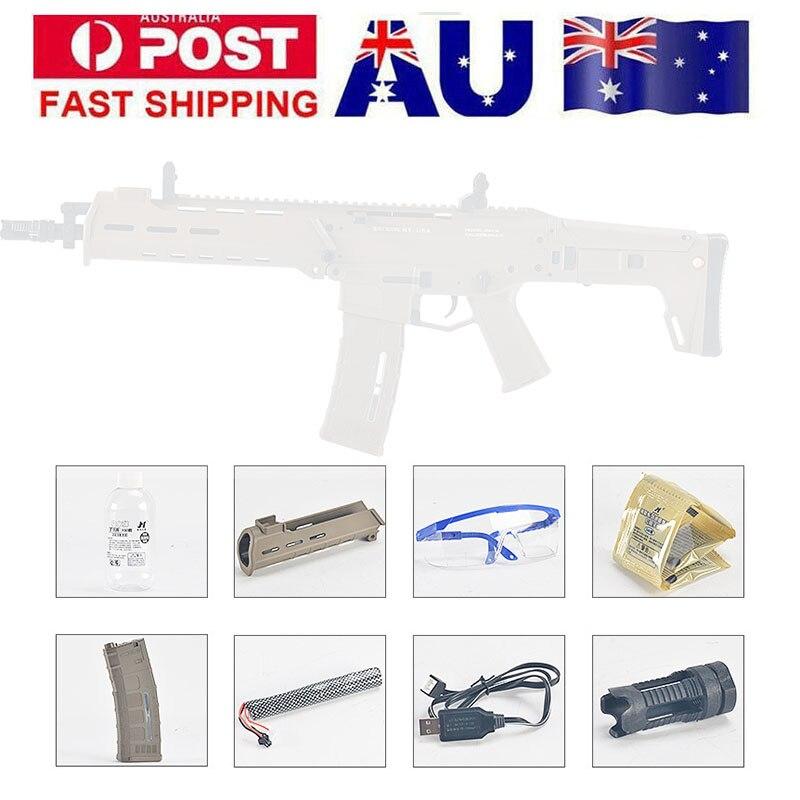 Pistola de juguete de nailon Jinming Gen10 ACR de bola de Gel