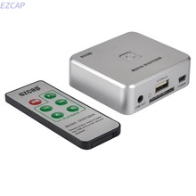 Music Digitizer Converter capture card,Convert Analog music to mp3 format to USB Flash Drive / SD Card to MP3 Player / Phone
