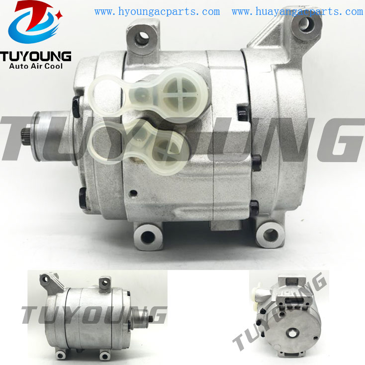 auto air conditioning compressor without magnetic clutch for Toyota Land Cruiser Prado 88320-6A041 883206A041 , car air pumpauto air conditioning compressor without magnetic clutch for Toyota Land Cruiser Prado 88320-6A041 883206A041 , car air pump
