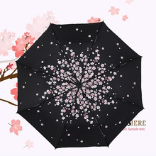 Creative Famous Brand Cherry Umbrella Rain Women Umbrellas UV Protection Sun Umbrella Chinese Parasols Guarda Chuva Parapluie