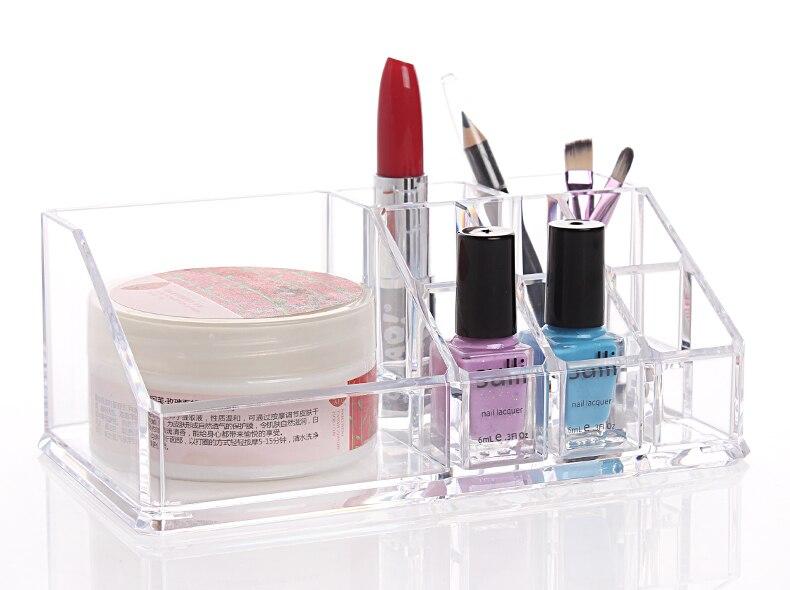 Achetez en gros bijoux de stockage cabinet en ligne des - Rangement maquillage acrylique ...