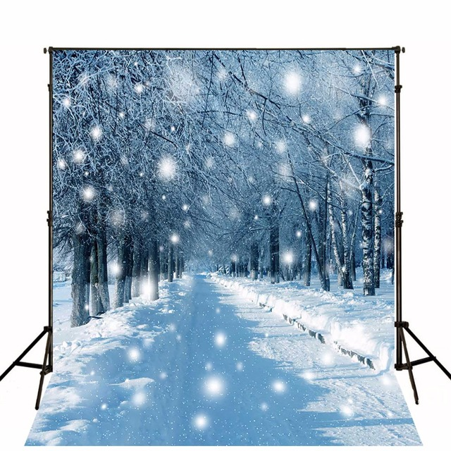 2017 hot photographic backgrounds winter snow photo backdrops toile 2017 hot photographic backgrounds winter snow photo backdrops toile de fond backdrops scenic backgrounds for photo voltagebd Gallery