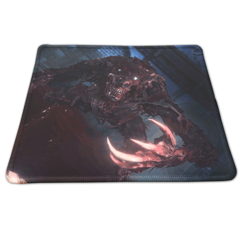 Hot Sale Dark Journey To The West Printing Gaming Anti-slip Mousepad PC Computer Laptop Mouse Pad Provide Custom